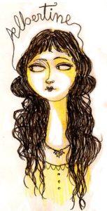 Albertine par Yeminli Sözluk