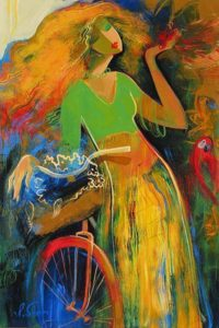 Irene Sheri Bicycle