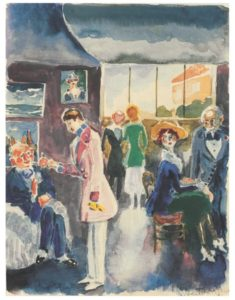 L'atelier-d'Elstir-1946-1947-Kees-van-Dongen-