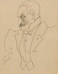 charlus par Cocteau