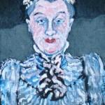 Bathilde, grand-mère du narrateur Davidson