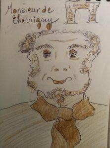 Chevrigny M de