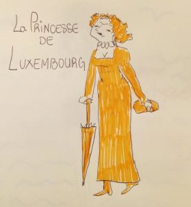 Luxembourg Princesse