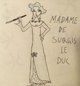Mme de Surgis