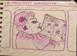 Princesse sherbatoff