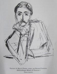 Proust d'après Bernard Lamotte