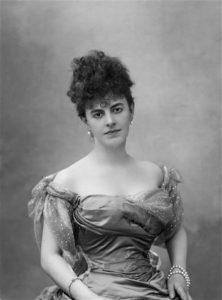 Greffuhle comtesse en 1895 par Paul Nadar