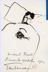 Proust mort - Paul Morand