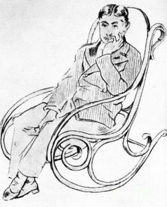 Proust par Paul Baignières