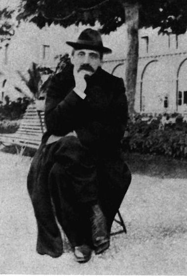 Proust Evian vers 1905