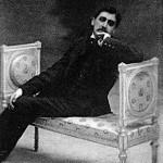 Proust sur canapé