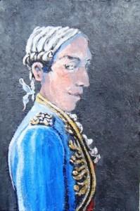Valet de pied Prince de G (Châtellerault)