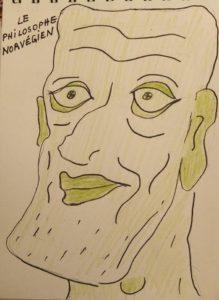 Le philosophe norvégien
