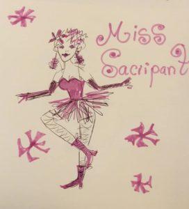Miss Sacripant