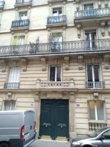 8 rue Laurent Pichat