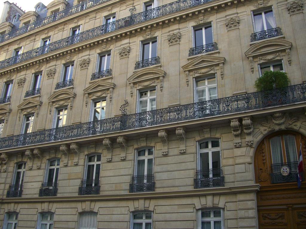 Rue de Courcelles 3