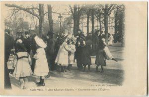 jardins des Champs-Elysées