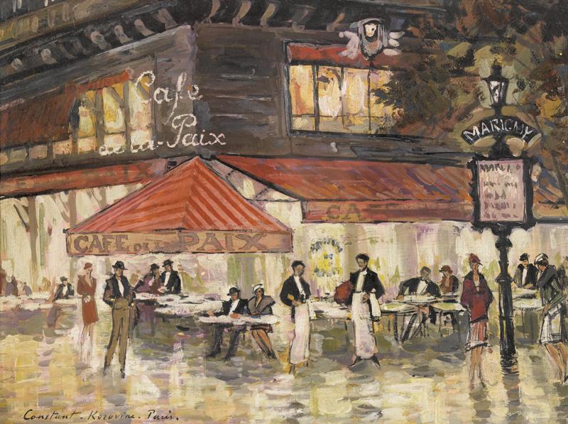 Constant_Korovine_Café_de_la_paix
