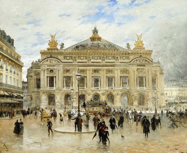 Opéra Garnier Franck Myers