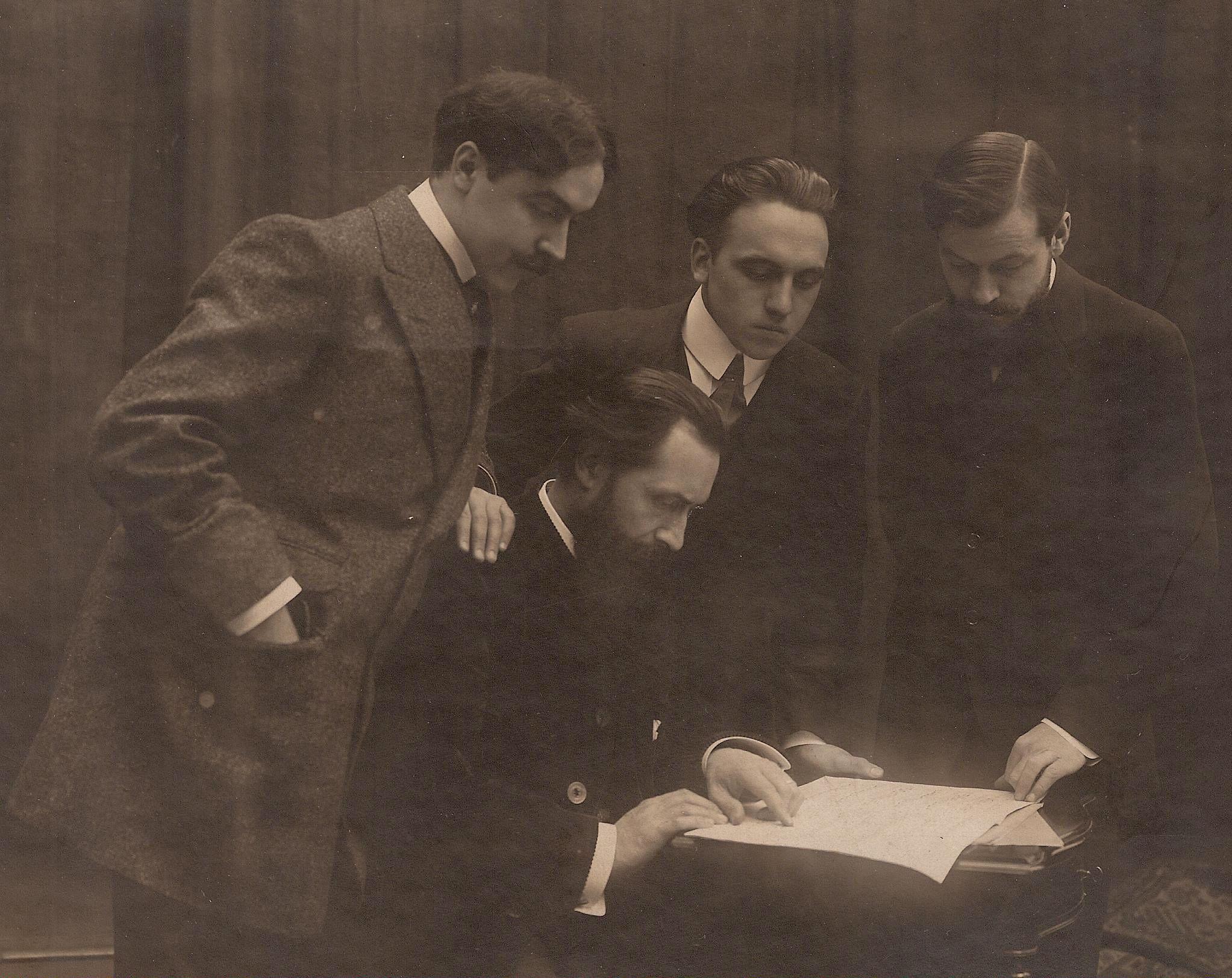 Quatuor Capet
