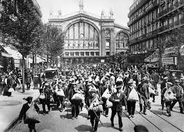Réserviste 1914