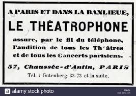 Théatrophone