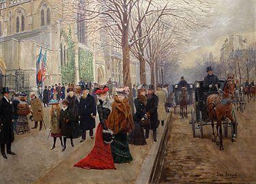 La rue Béraud
