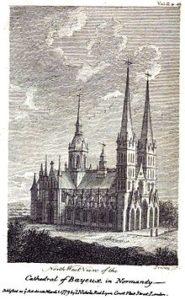 Dessin_cathédrale_de_Bayeux