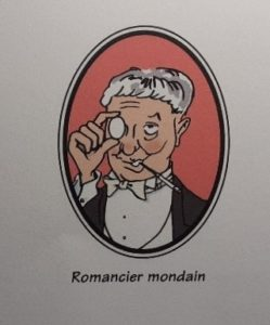 Romancier