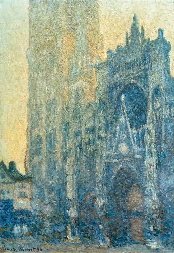 Cathédrale de Rouen Monet
