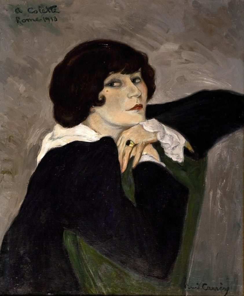 Colette par René Carrère